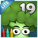 Coloring Book 19 Lite: Eating Healthy APK