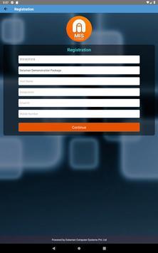 Dataman MIS screenshot 11