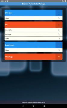 Dataman MIS screenshot 8
