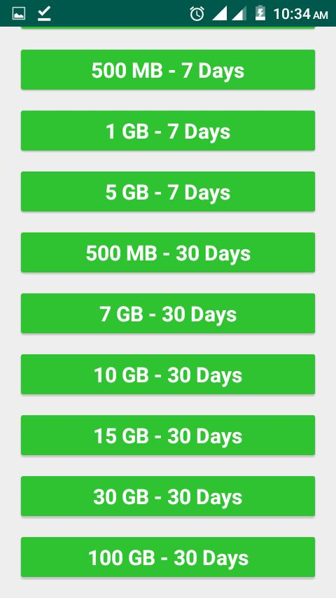 MTN Free Internet Packs for Android - APK Download