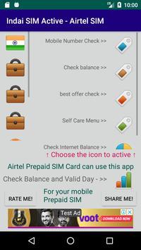 Indai SIM Active - Airtel SIM for Android - APK Download
