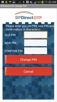 BPDirect OTP screenshot 7