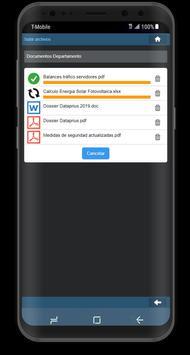 Dataprius Mobi screenshot 4
