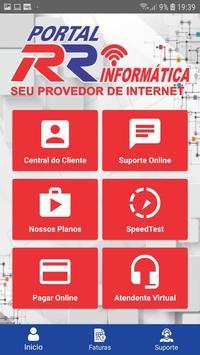 Portal RR Informática screenshot 2