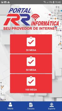 Portal RR Informática screenshot 5
