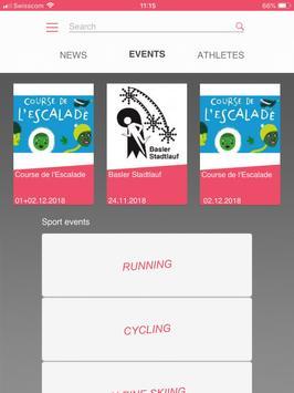 Datasport App screenshot 10