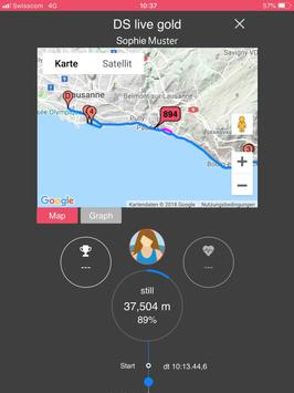 Datasport App screenshot 11