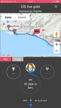 Datasport App screenshot 2