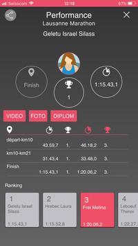 Datasport App screenshot 7