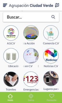 Agrupación Social Ciudad Verde screenshot 1