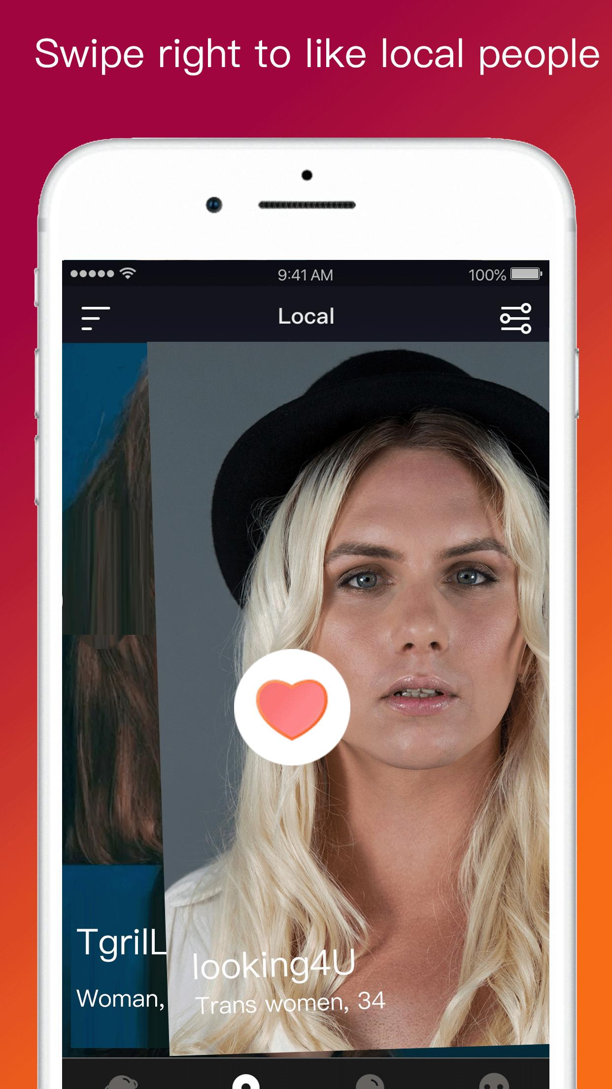 dating app for trans woman