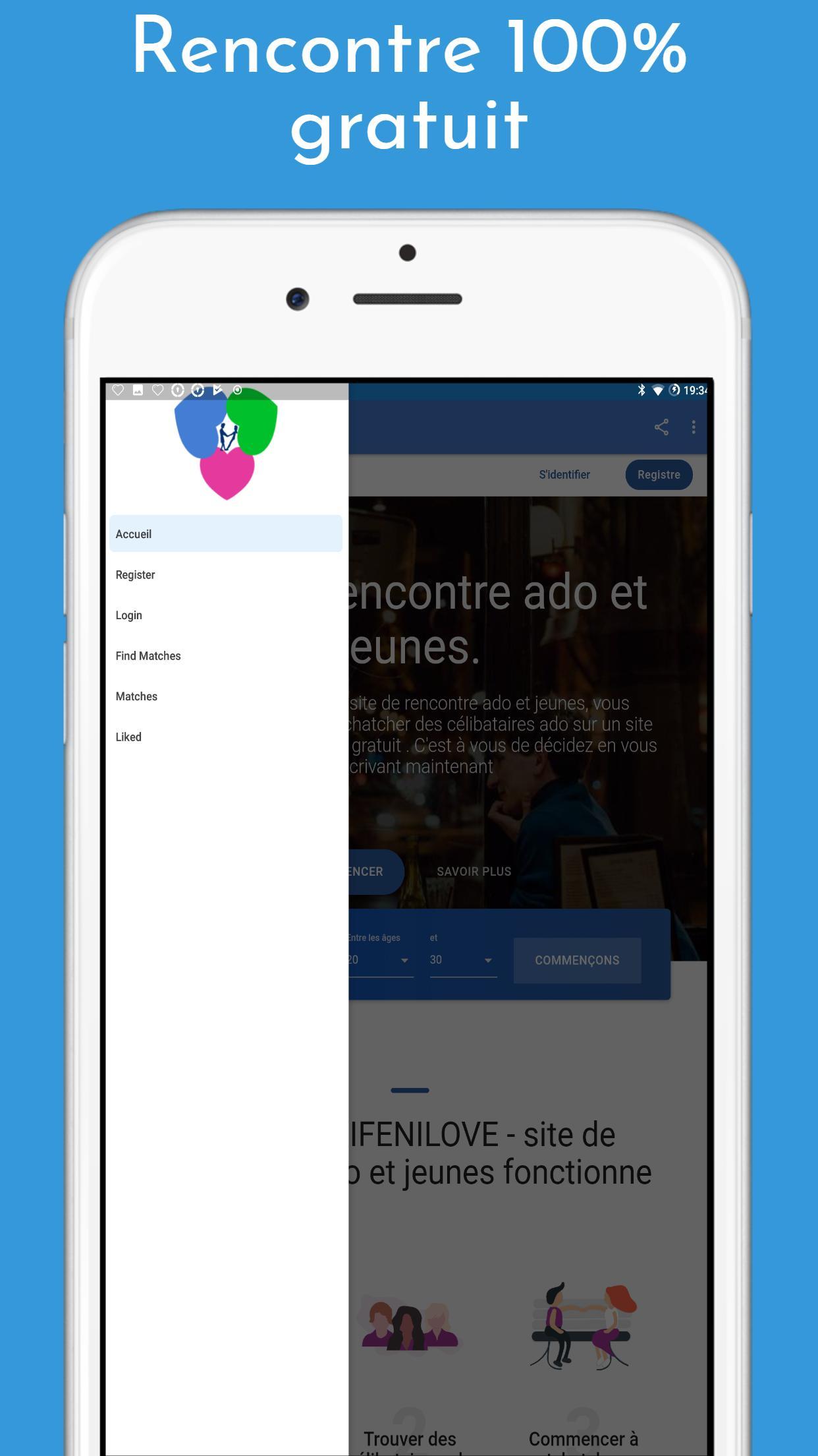 Rencontre Mobile - Site de rencontre gratuit Mobile