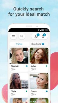 Dating.com: meet new people poster