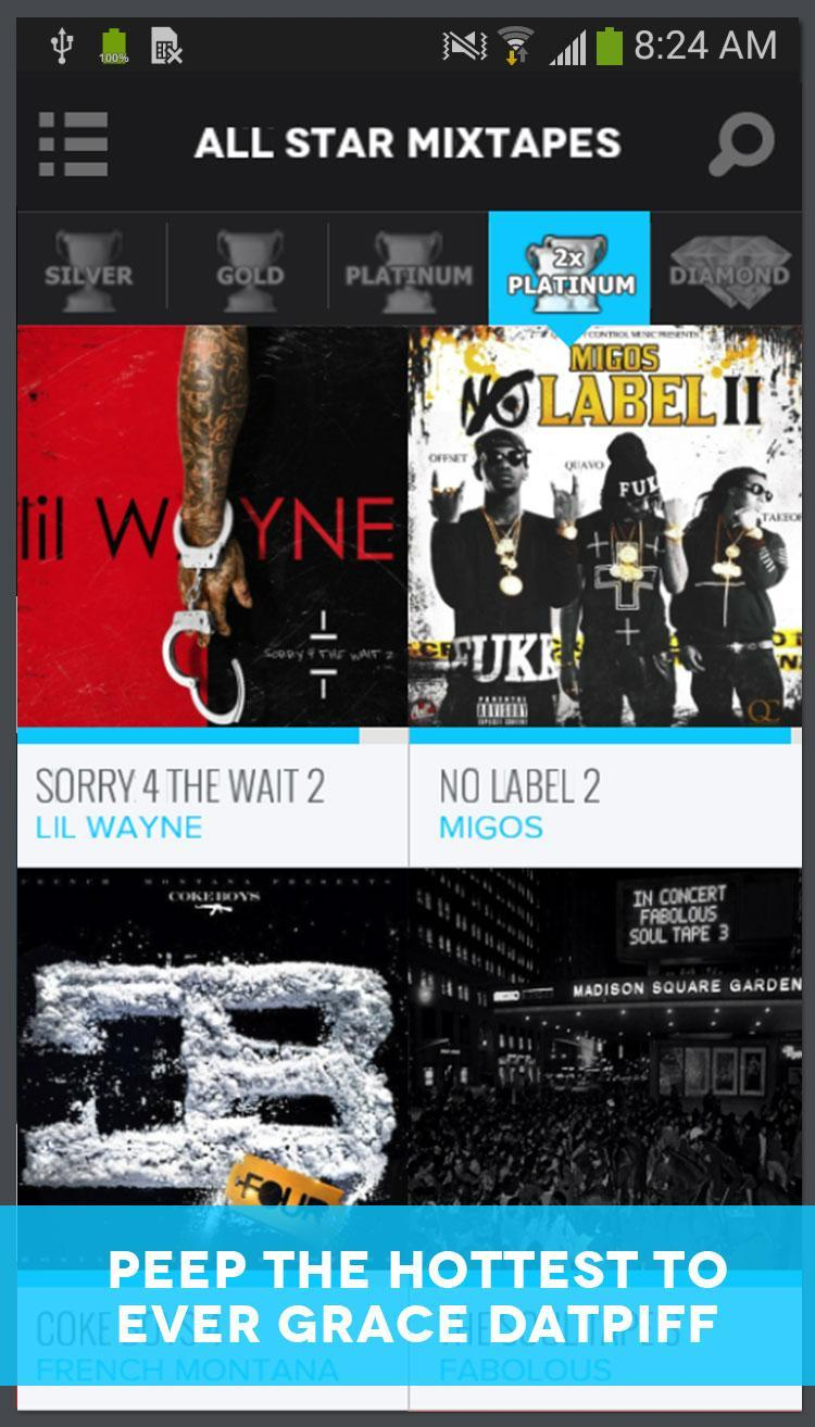 DatPiff for Android - APK Download
