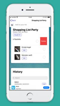 Shopping List - Buy Together screenshot 4