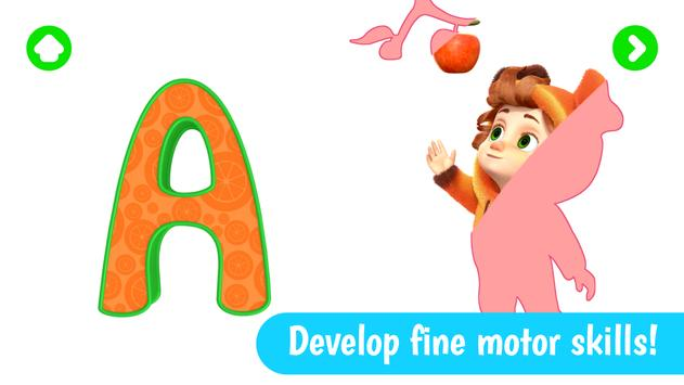 ABC – Phonics and Tracing from Dave and Ava screenshot 1