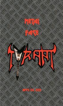 Heavy Metal Tyrant screenshot 2