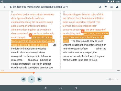 Beelinguapp स्क्रीनशॉट 8