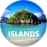 Wallpapers with islands