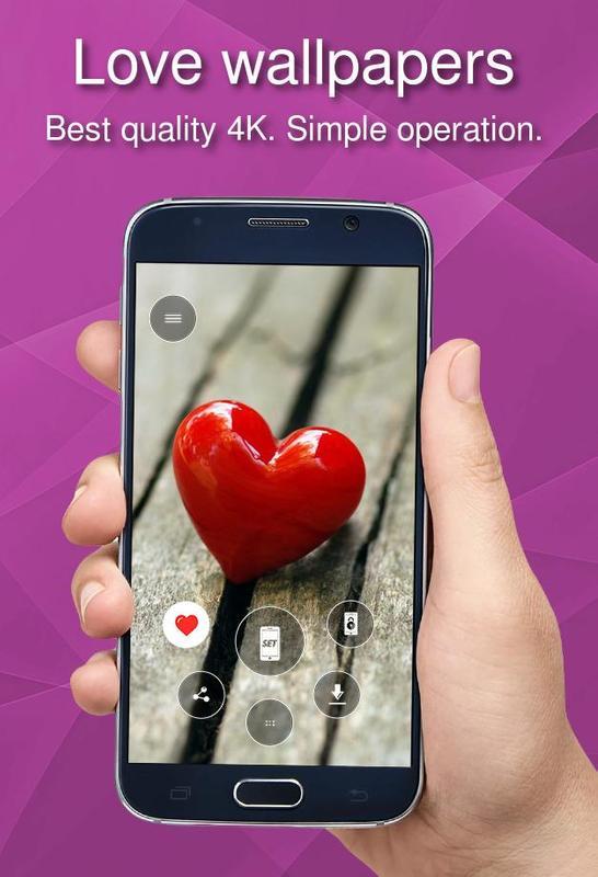 Android Için Aşk Duvar Kağıtları Apkyı Indir