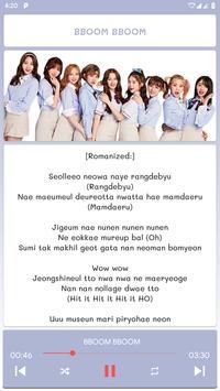 KPOP - MOMOLAND Song and Lyrics screenshot 5
