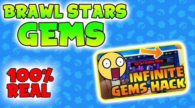 Get Gems For Brawl Stars Now - Gems Free Tips 2019 screenshot 1
