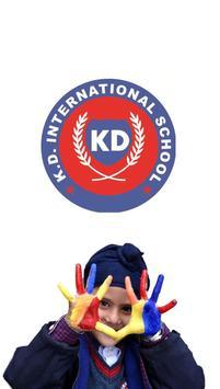 KD International School poster