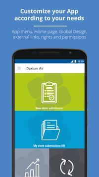 Daxium-Air screenshot 1