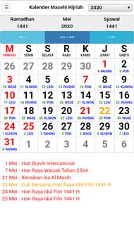 Kalender screenshot 1