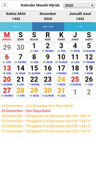 Kalender screenshot 4