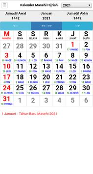 Kalender screenshot 5