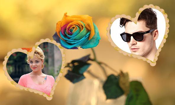 Rose Day 2019 Dual Photo Frame screenshot 2