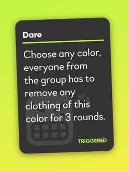 Dirty Truth or Dares: Game for Adults 18+ screenshot 5