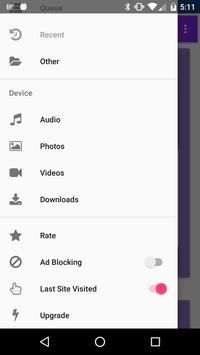 PlayTo Samsung screenshot 1