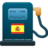 Fuel Consumption Spain icon
