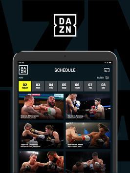 DAZN screenshot 7