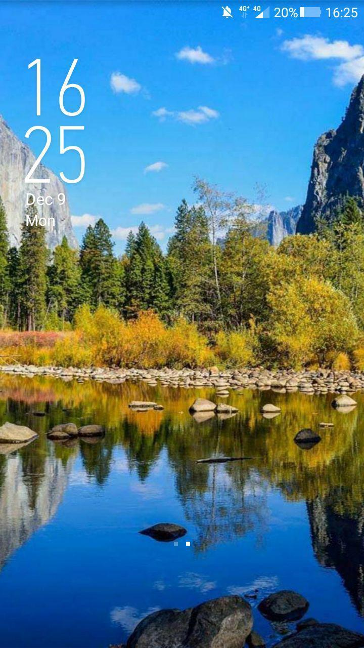 Nature Wallpapers   Panorama Alam Indah Wallpapers for Android ...