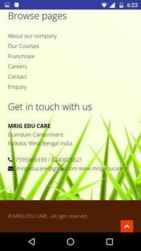 Mrig Edu Care screenshot 4