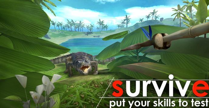 Survival Island: EVO – Survivor building home imagem de tela 2