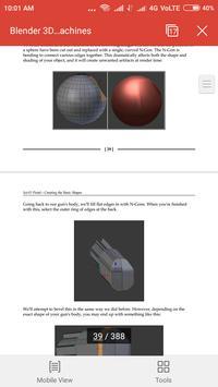 Learn blender modeling screenshot 4