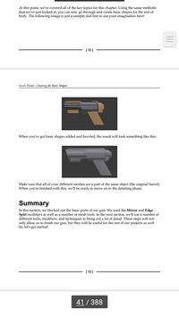 Learn blender modeling screenshot 5