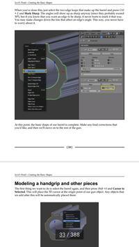 Learn blender modeling screenshot 2