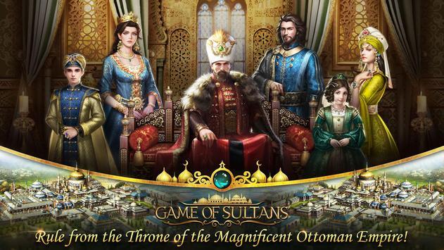 Великий Султан постер