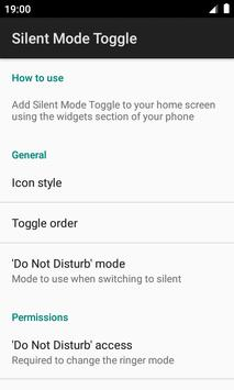 Silent Mode Toggle screenshot 2