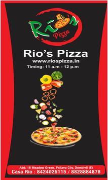 Rio`s Pizza poster