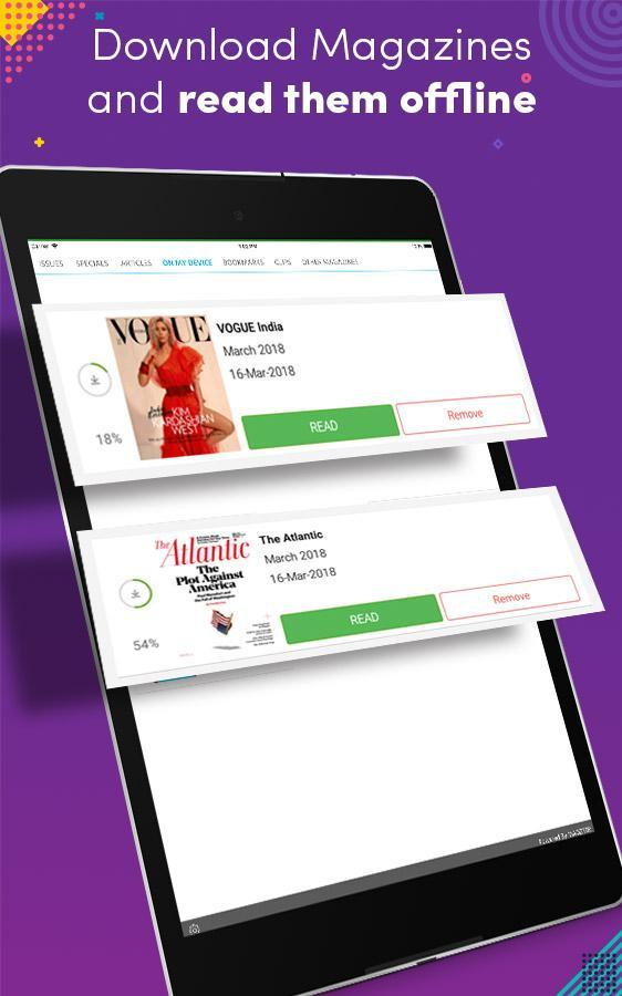 Magzter for Android - APK Download