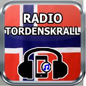 Radio TORDENSKRALL Online Gratis Norge icon