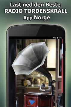 Radio TORDENSKRALL Online Gratis Norge screenshot 20