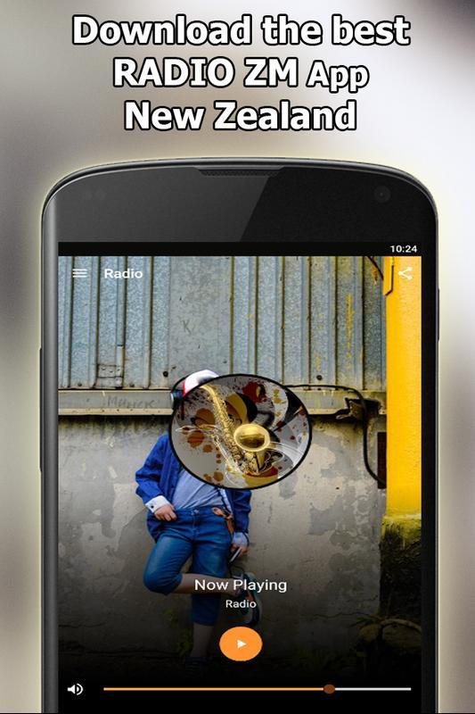 Radio ZM Online Free New Zealand 5