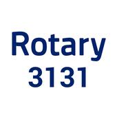 Rotary 3131 أيقونة